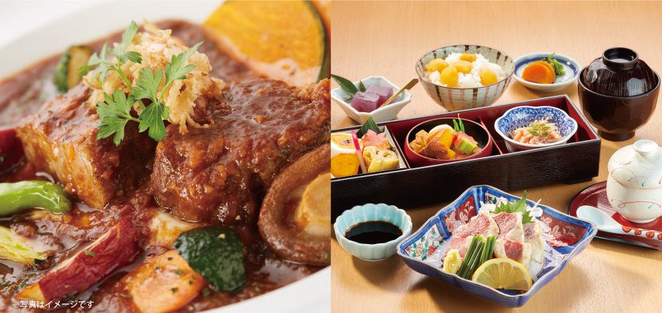 【レストラン&カフェ Lagoon】熊本グルメフェアのご案内です