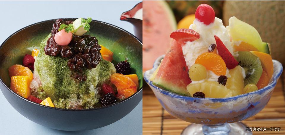 【レストラン&カフェ Lagoon】明日はかき氷の日!